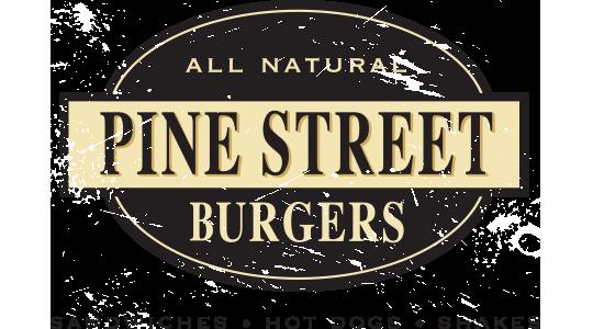 Pine Street Burgers